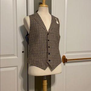 "Brooks Brothers ""Madison"" vest size 42L"